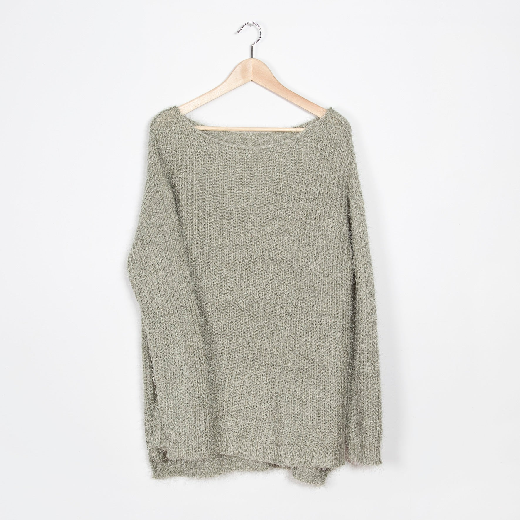 Thomas Sweater - Mint