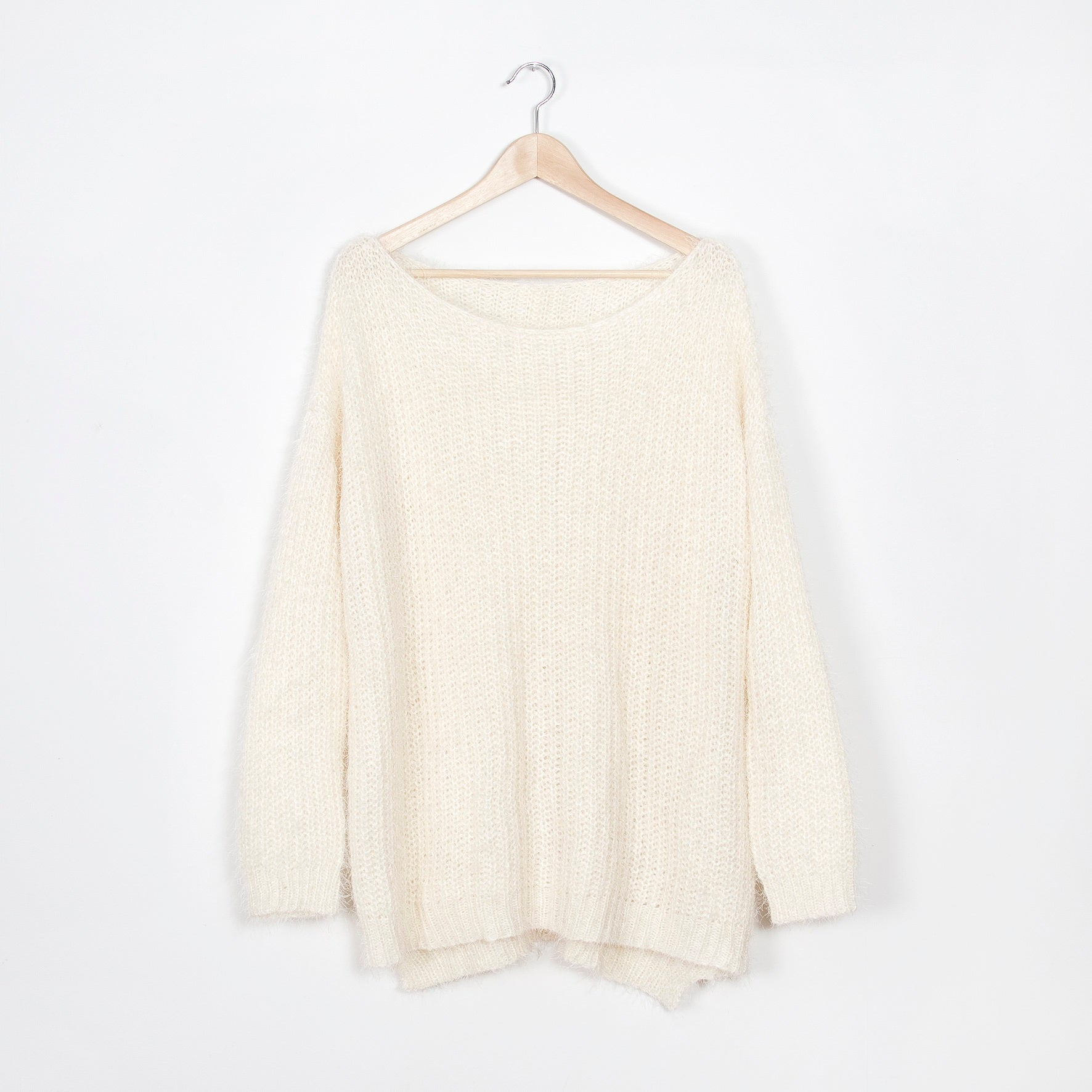 Thomas Sweater - Off White