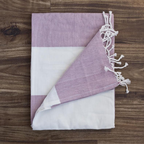 Turkish Towel - Pink
