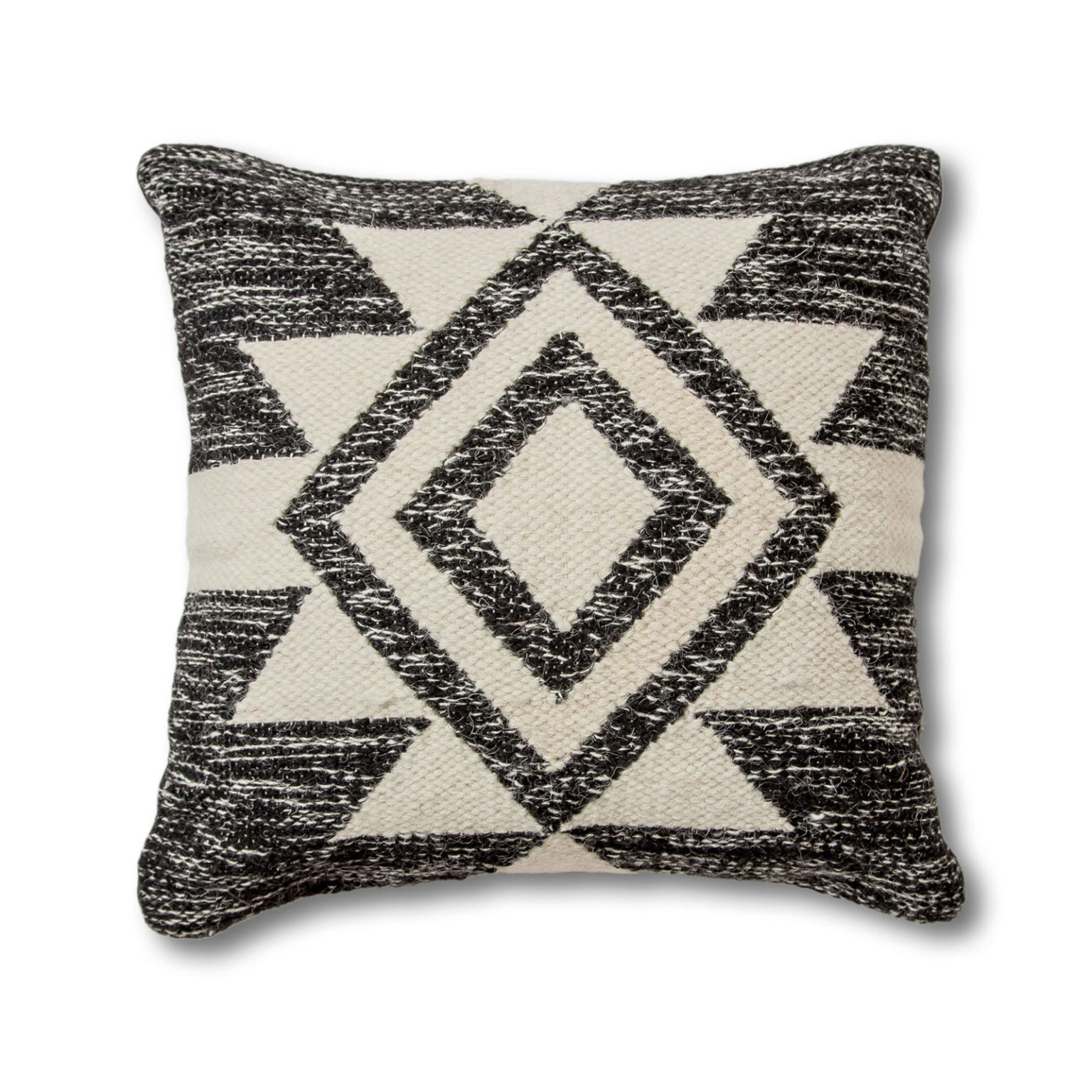 Bohemian Diamond Cushion