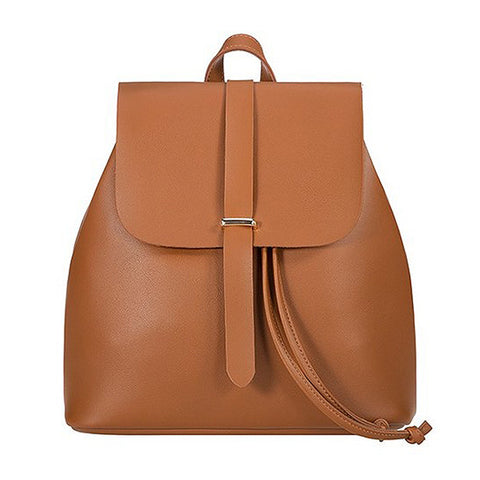 Hampton Backpack - Camel