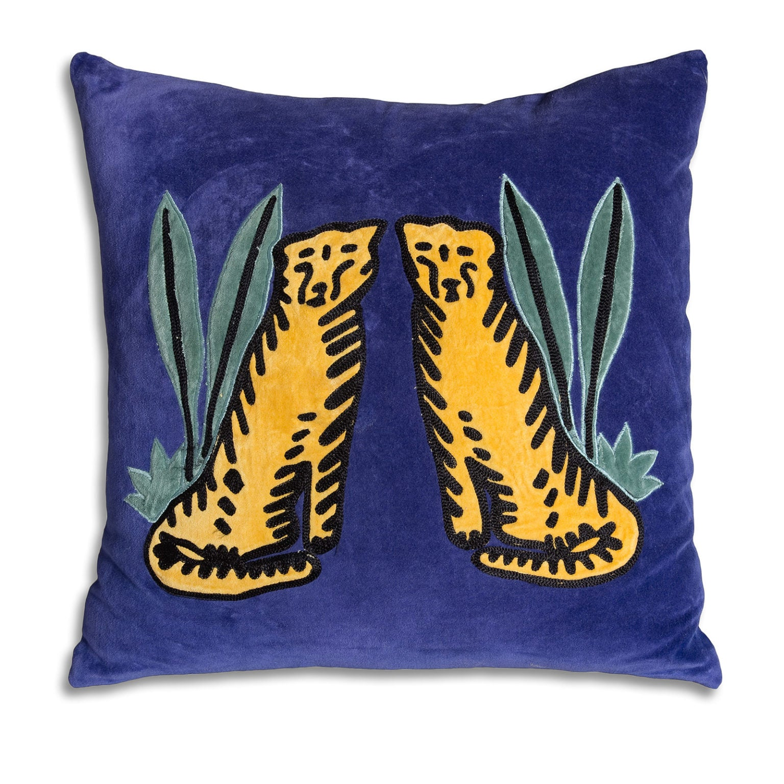 Freedom Cheetah Cushion