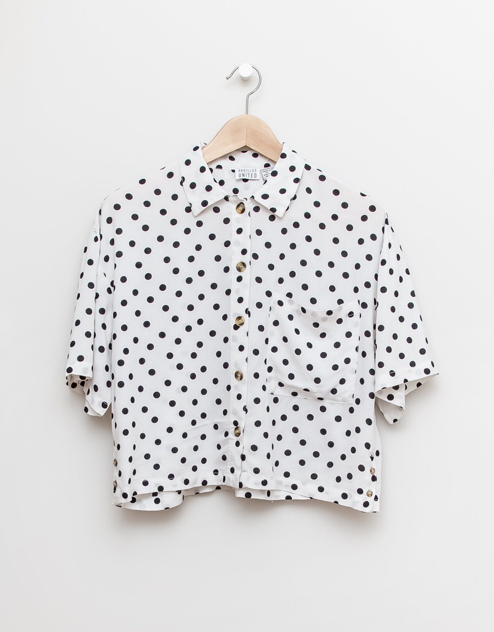 Hollis Polka Dot Blouse