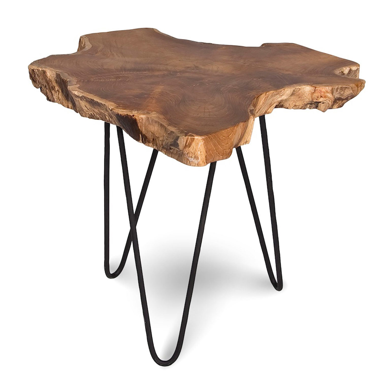 Natura Hairpin Large Nesting Table
