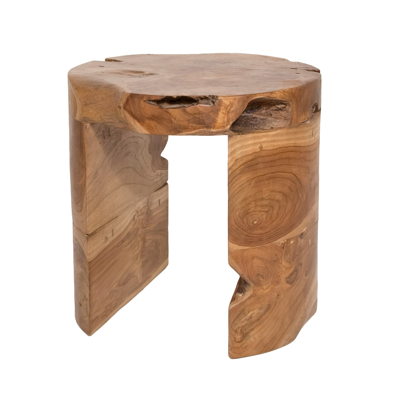 Natura Bundar Accent Table