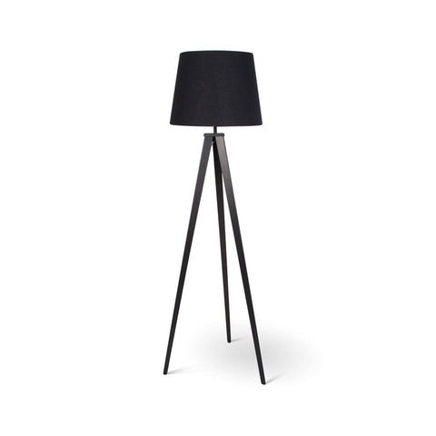 Nixon Floor Lamp - Black