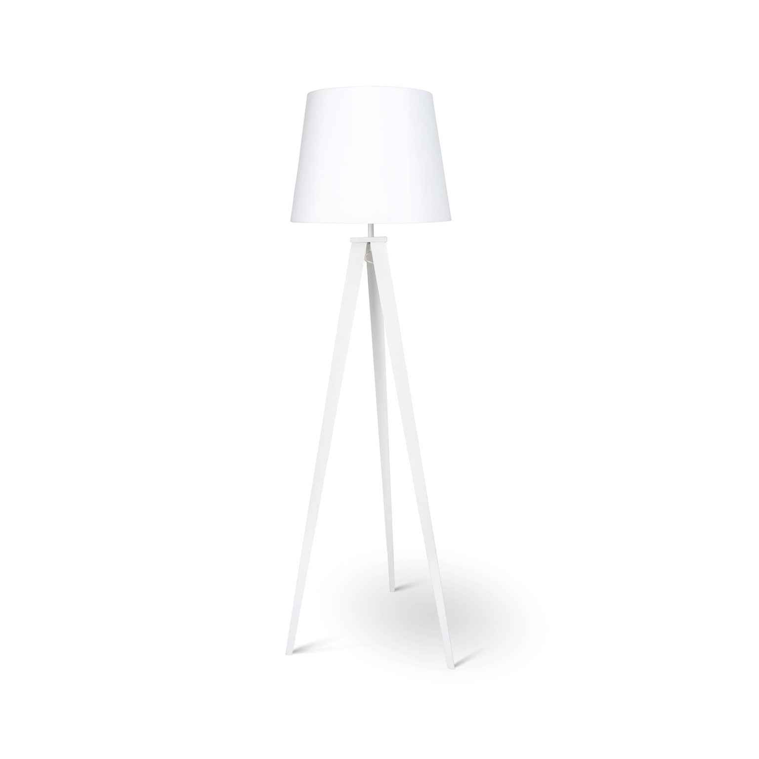 Nixon Floor Lamp - White