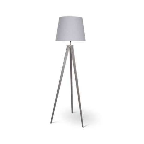 Nordic Accent Table -  Silver