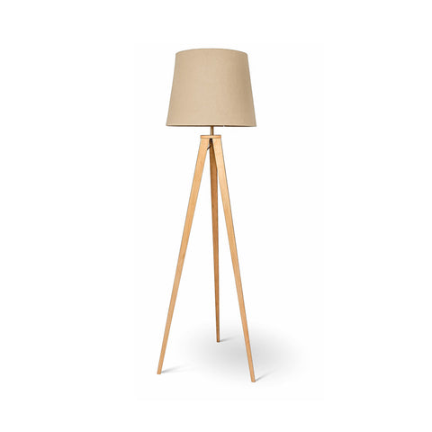 Nixon Floor Lamp - Gold