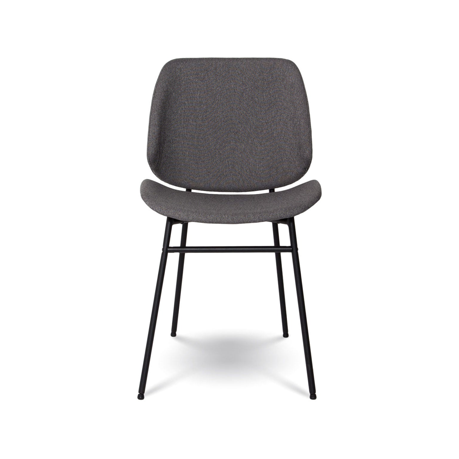 Noir Dining Chair - Grey