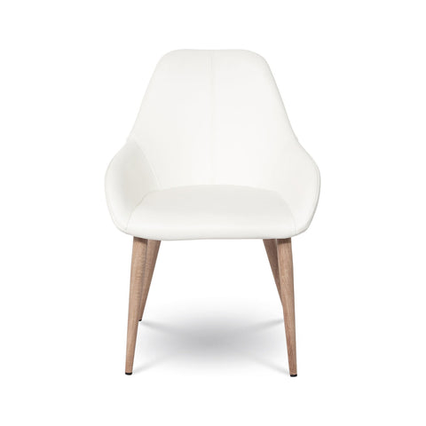 Noir Dining Chair - Light Grey