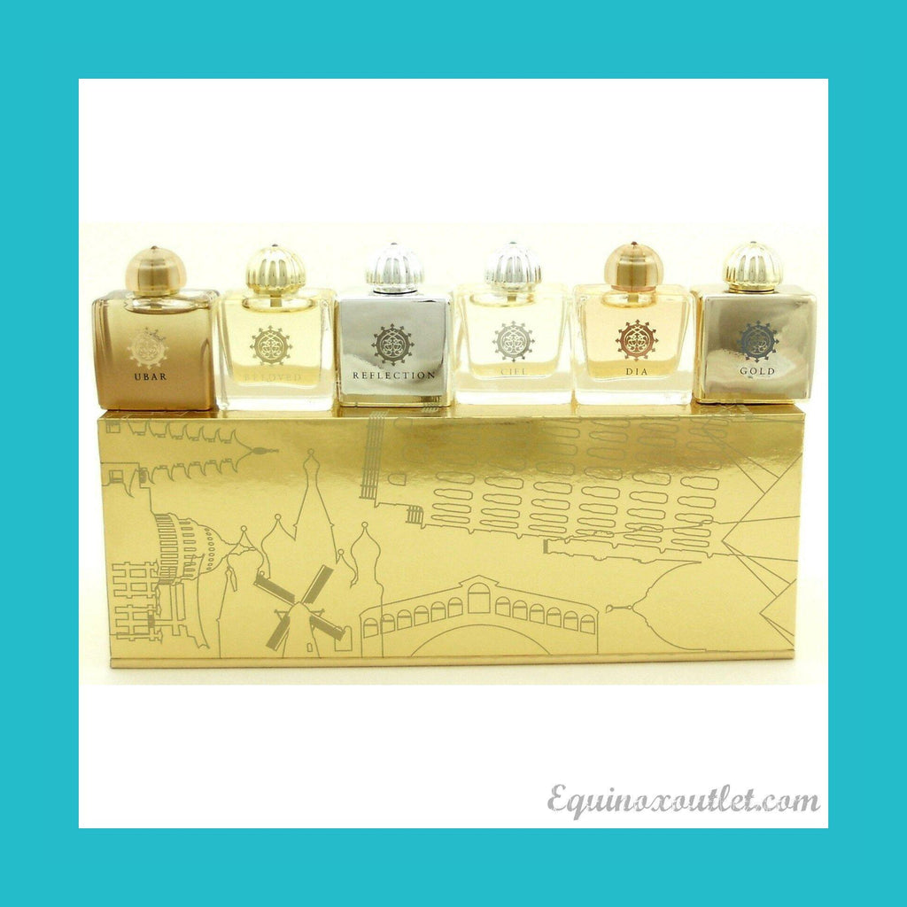 Amouage Classic Collection Woman Miniature Gift Set 6 Pieces | Equinox Outlet