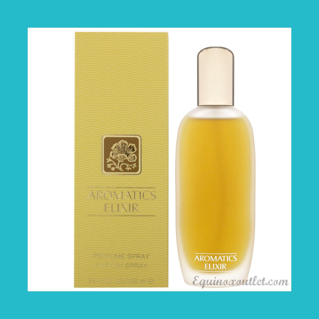 Clinique Aromatics Elixir Eau de Parfum 100ml Spray | Equinox Outlet