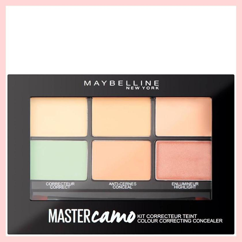 Maybelline Master Camo Colour Correcting Concealer Kit 6g | Equinox Outlet
