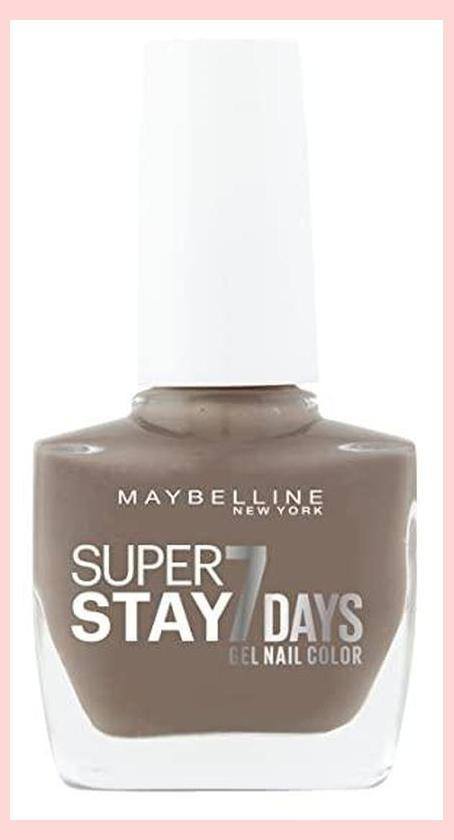 Maybelline Super Stay 7 Days Gel Nail Colour | Equinox Outlet