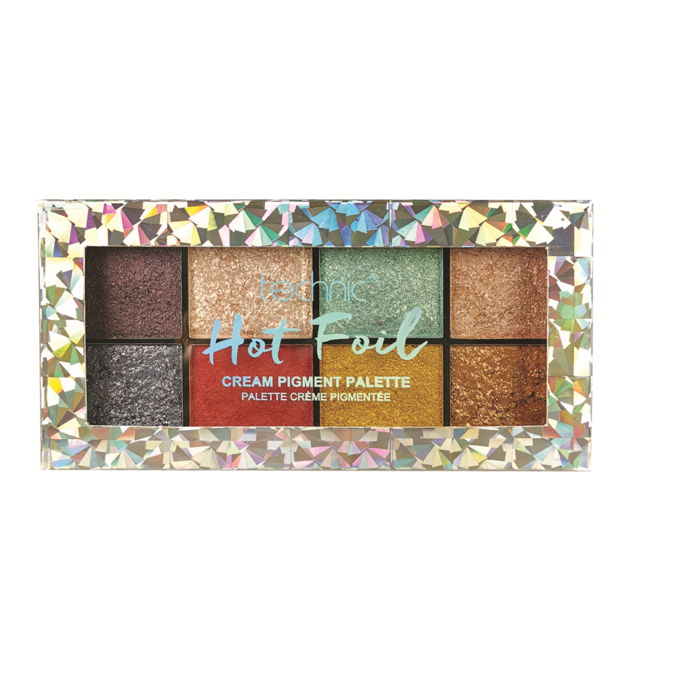 Technic Hot Foil Cream Pigment Palette | Equinox Outlet