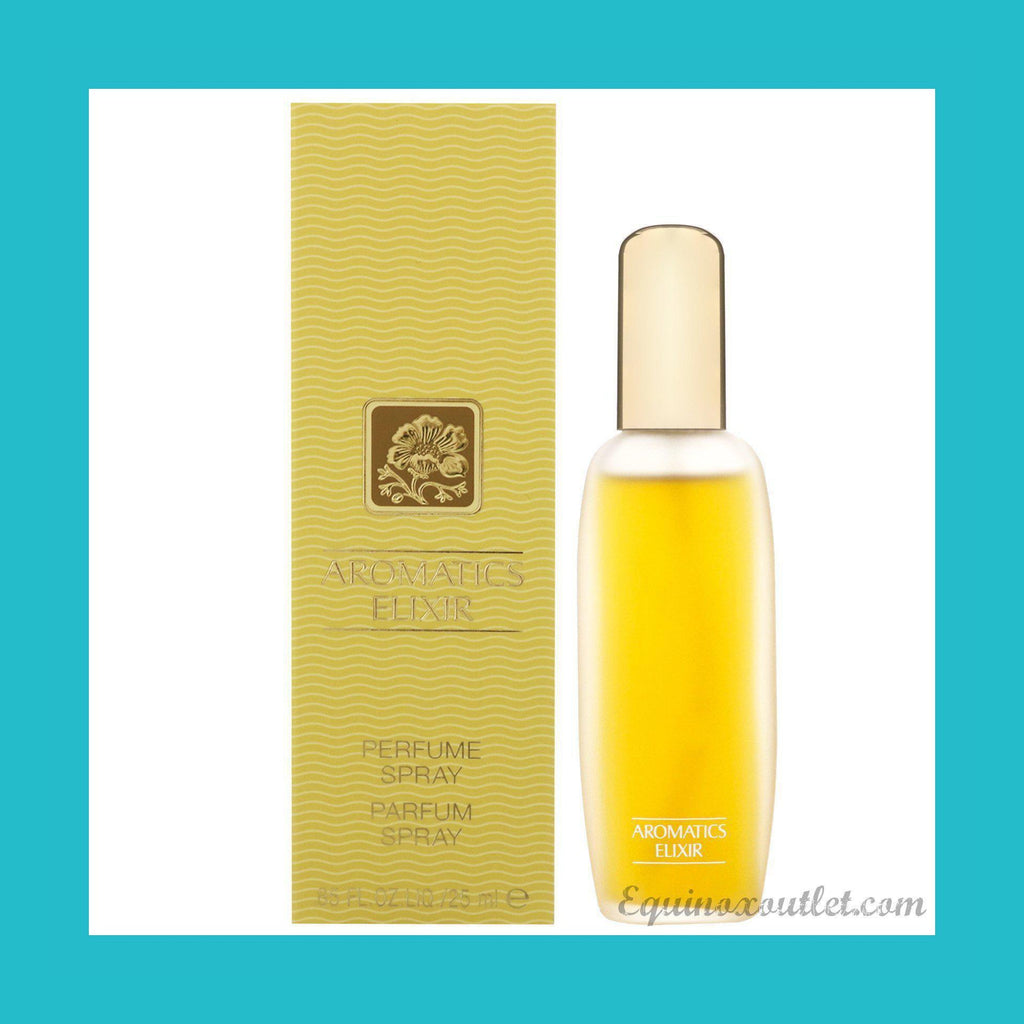 Clinique Aromatics Elixir Eau de Parfum 25ml Spray | Equinox Outlet