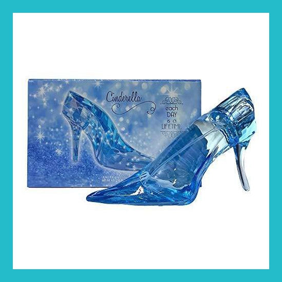 Disney Cinderella Blue Slipper Eau de Parfum 60ml Spray | Equinox Outlet