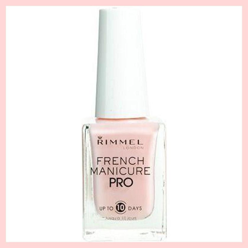 Rimmel French Manicure PRO - Pink | Equinox Outlet