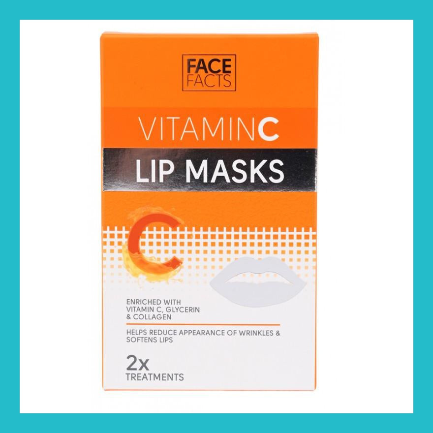 Face Facts Vitamin C Lip Mask | Equinox Outlet
