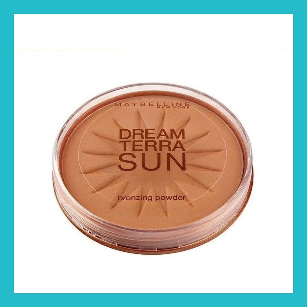 Maybelline Terra Sun Bronzing Powder - 02 Golden | Equinox Outlet