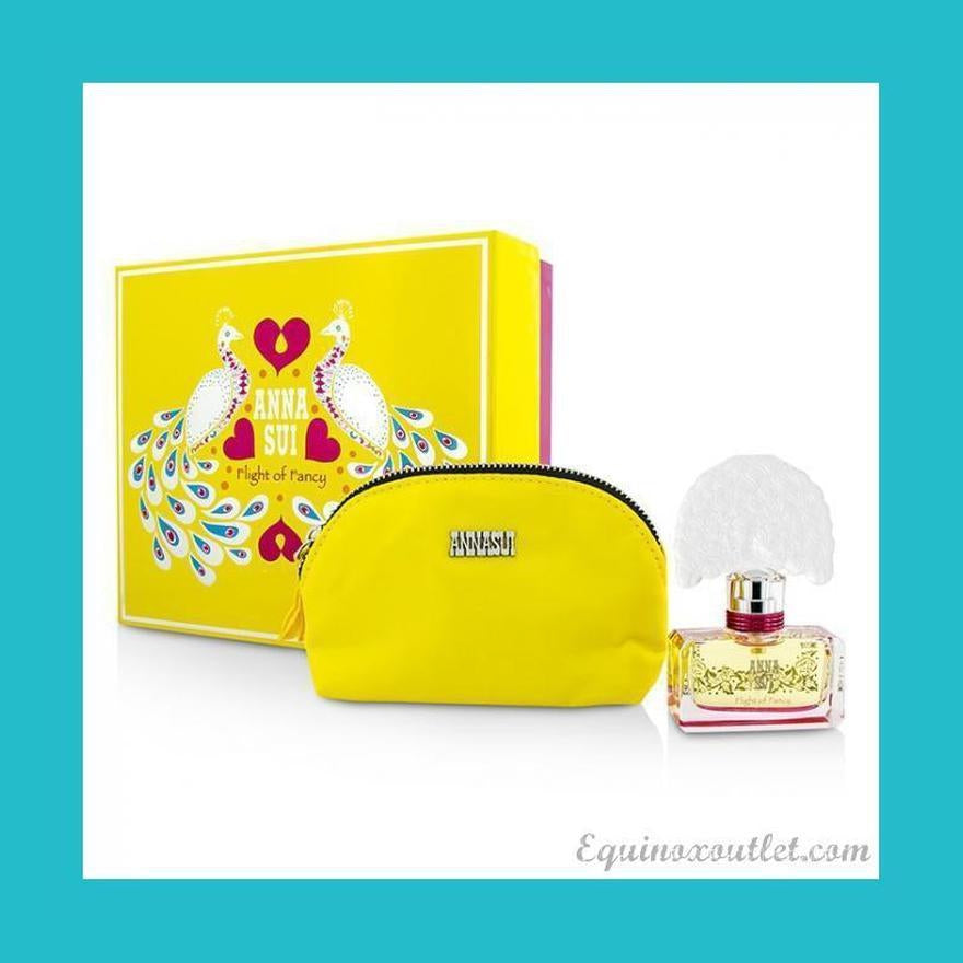 Anna Sui Flight of Fancy Gift Set 30ml EDT + Pouch | Equinox Outlet