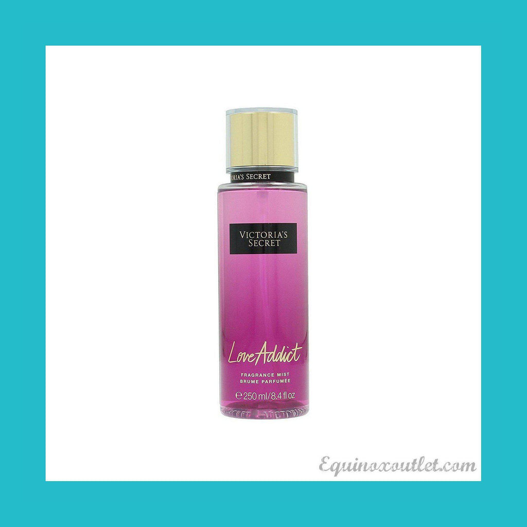 Victoria's Secret Love Addict Fragrance Mist 250ml - New Packaging | Equinox Outlet