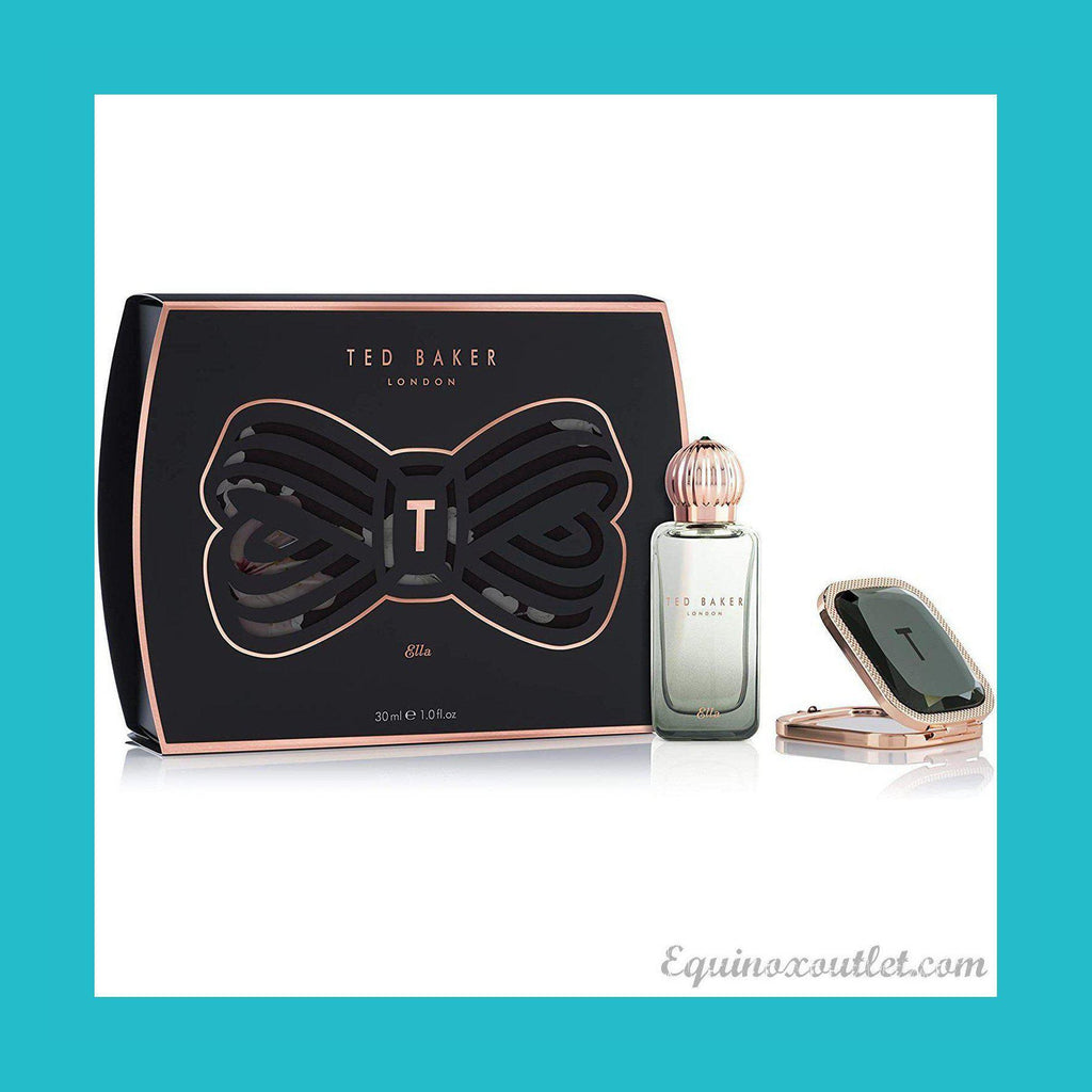 Ted Baker Sweet Treats Ella Gift Set 30ml EDT + Mirror | Equinox Outlet