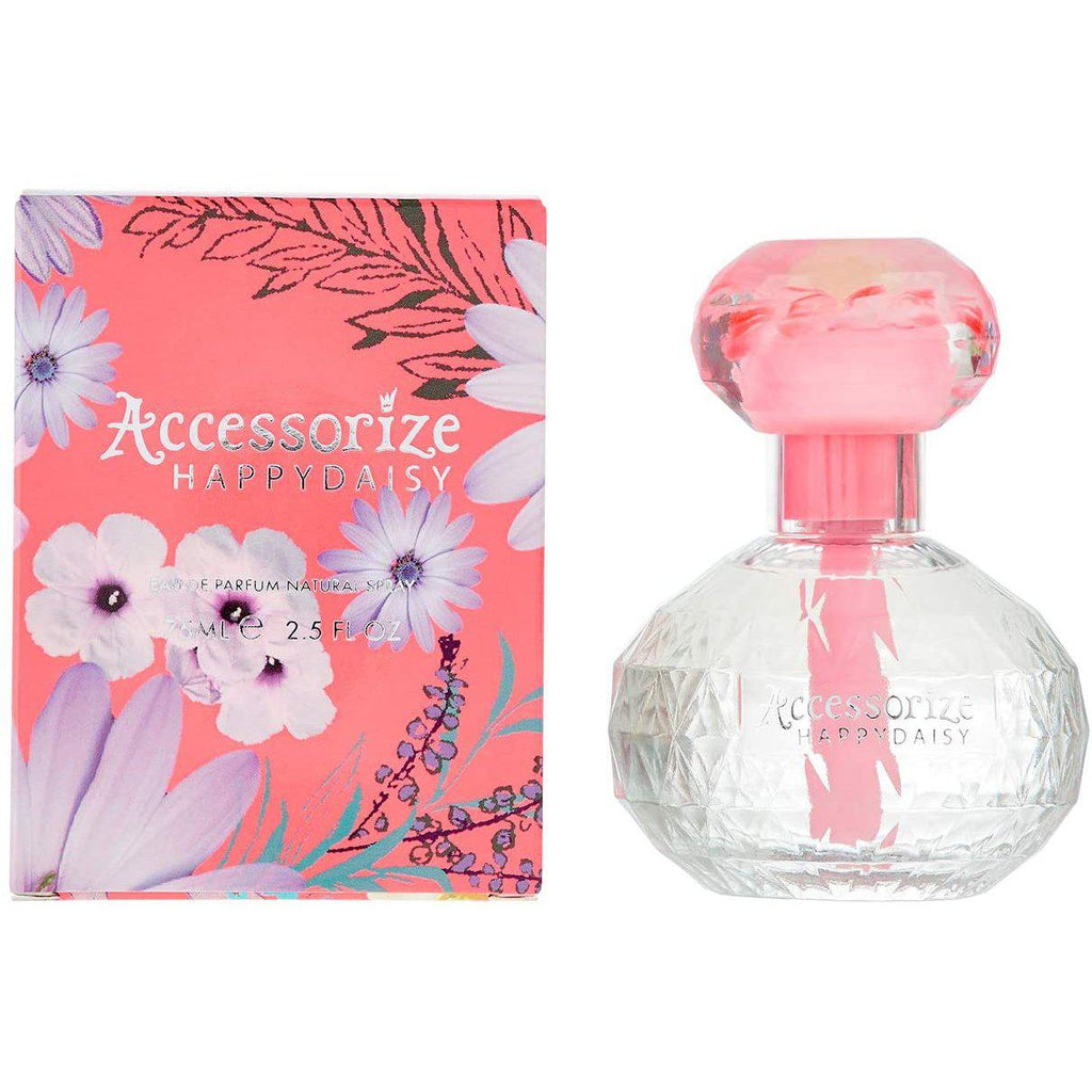 Accessorize Happy Daisy Eau de Parfum 75ml Spray | Equinox Outlet