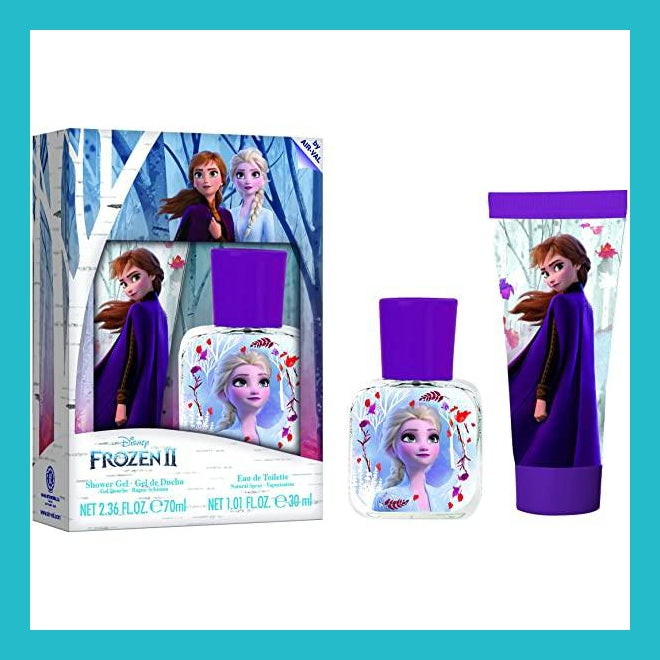Disney Frozen II Gift Set 30ml EDT + 70ml Shower Gel | Equinox Outlet