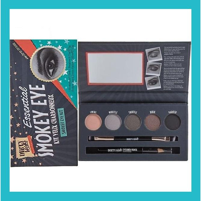Dirty Works Essential Smokey Eyeshadow Kit | Equinox Outlet