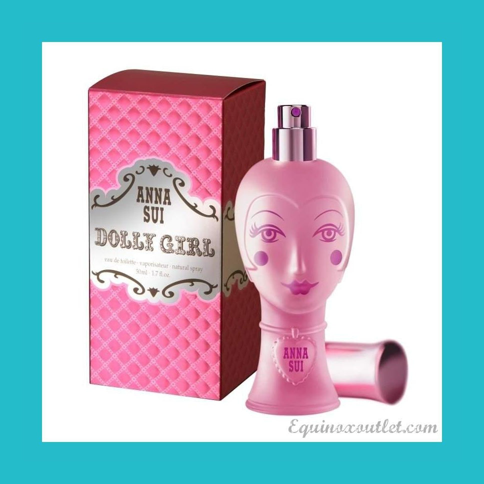 Anna Sui Dolly Girl Eau de Toilette 50ml Spray | Equinox Outlet