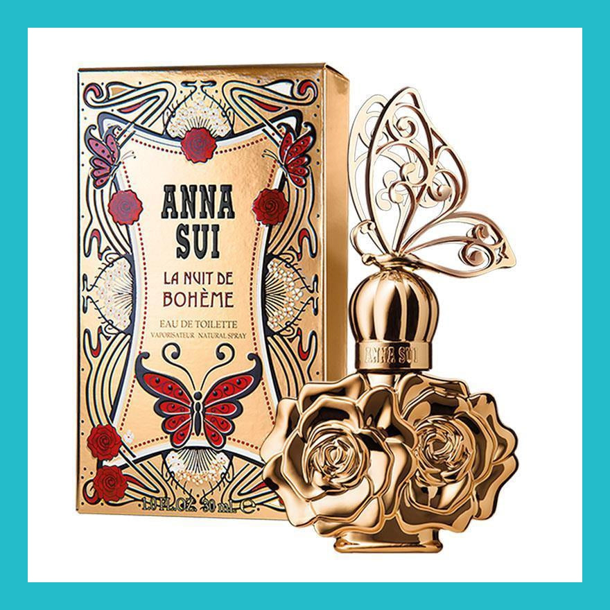 Anna Sui La Nuit de Bohème Eau de Toilette 30ml Spray | Equinox Outlet