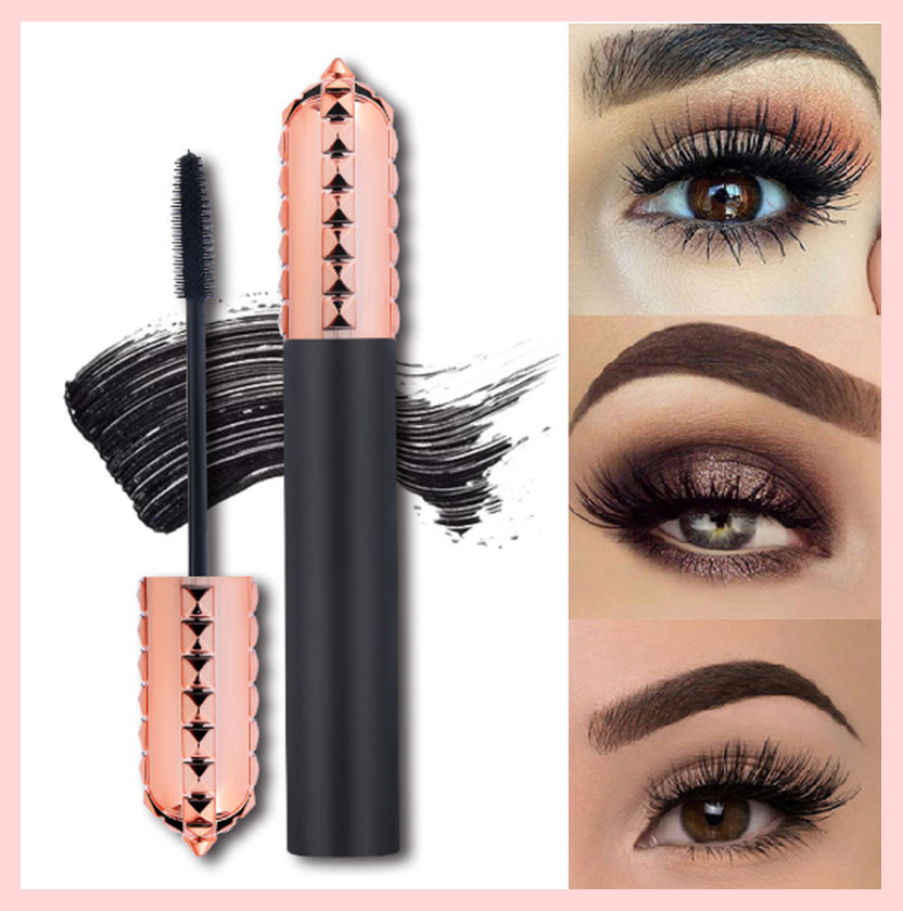 HuXia Beauty 4D Waterproof Black Mascara | Equinox Outlet