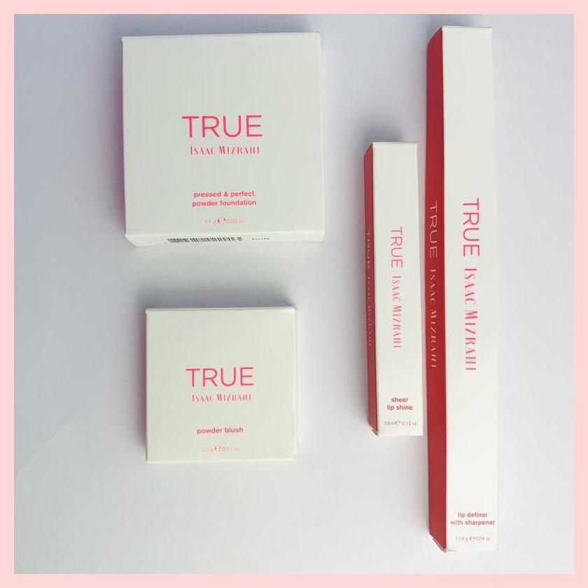 True Cosmetics | 4 Piece Makeup Up Set | Equinox Outlet