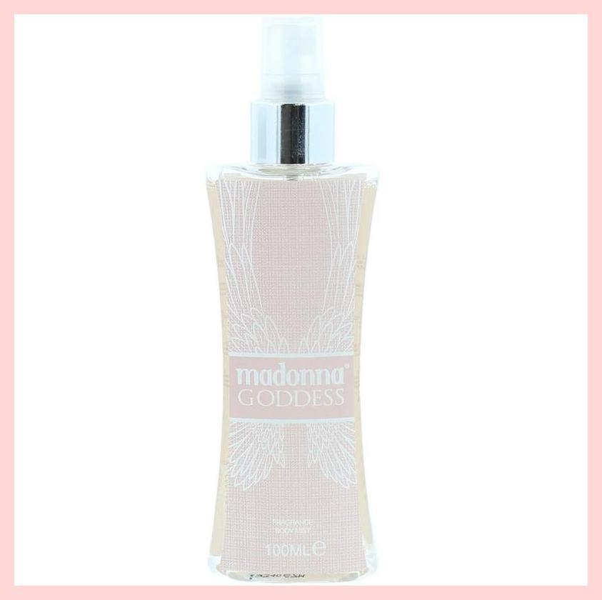 Madonna Fragrance Body Mist for Her 100ml | Equinox Outlet