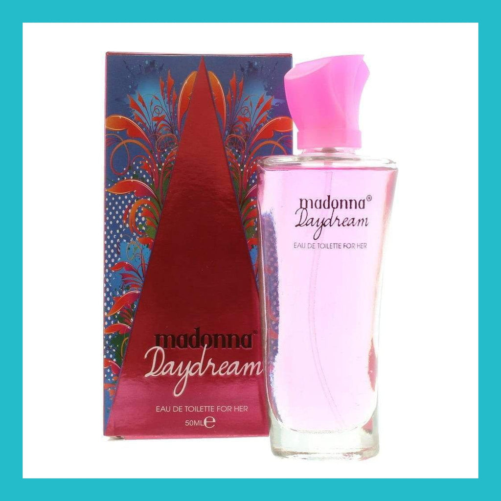 Madonna Daydream Eau de Toilette for Her 50ml Perfume | Equinox Outlet