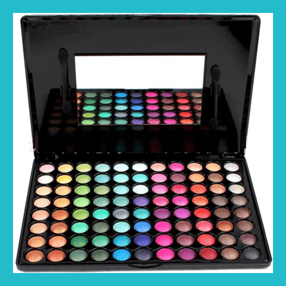 Popfeel 88 Colours Eyeshadow Palette Candy | Equinox Outlet