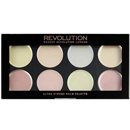 Revolution Ultra Strobe Balm Highlighter Palette - equinoxoutlet