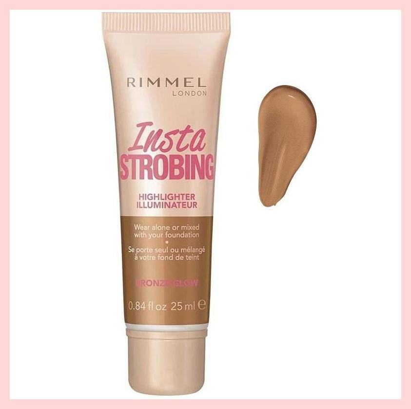 Rimmel Insta Strobing Highlighter – Bronze Glow | Equinox Outlet