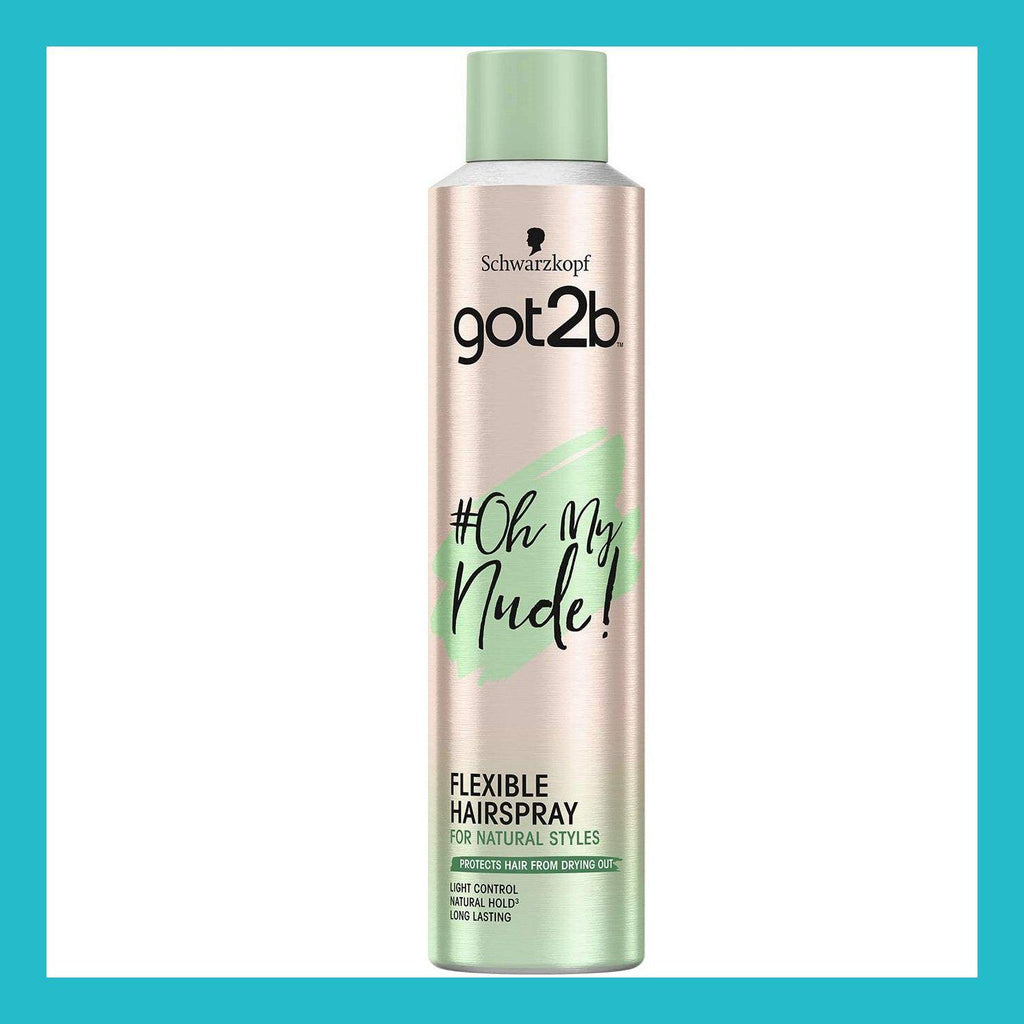 Schwarzkopf Got2b Oh My Nude! Flexible Hair Spray | Equinox Outlet