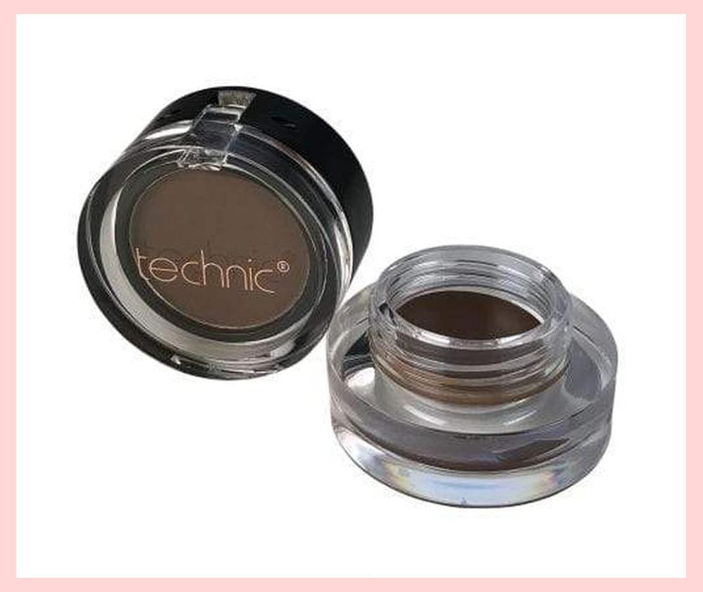 Technic Brow Pomade Eyebrow Gel & Powder Duo | Equinox Outlet