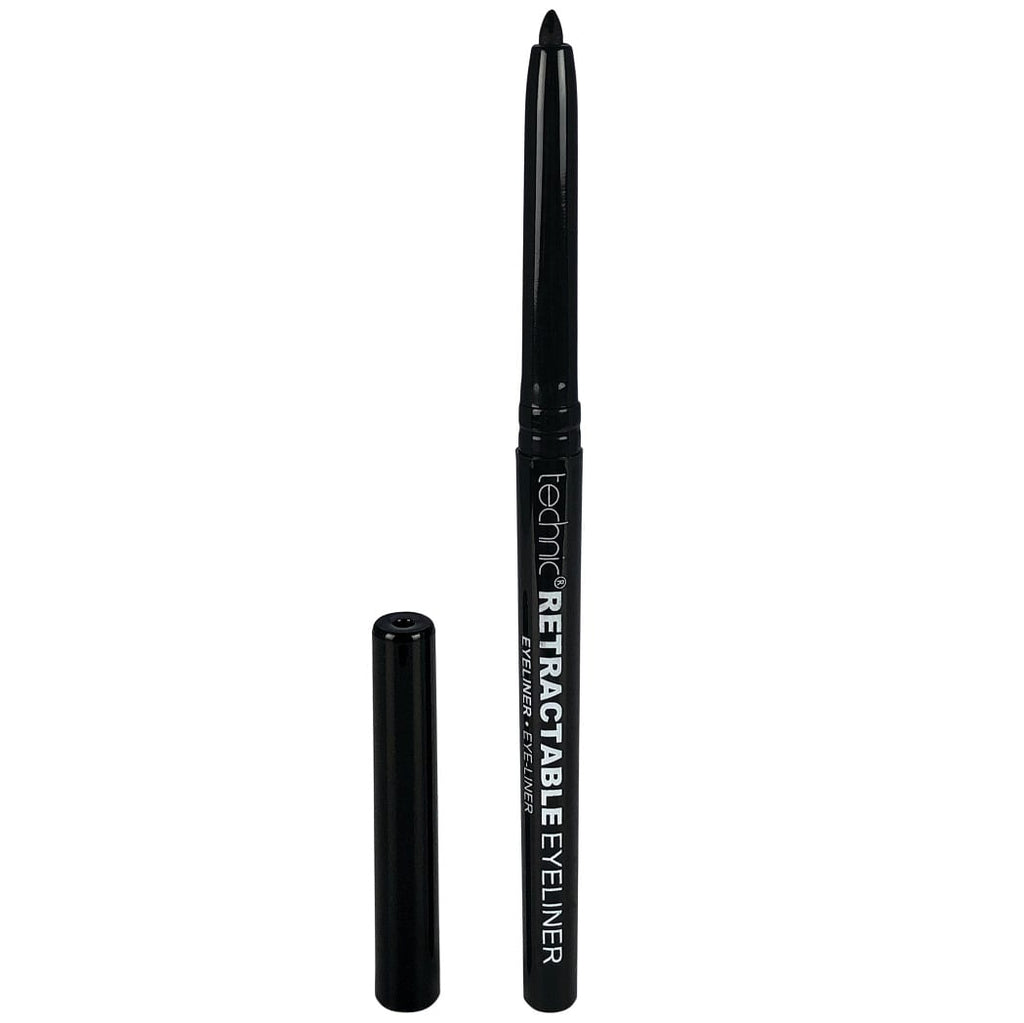 Technic Retractable Eyeliner – Black - equinoxoutlet