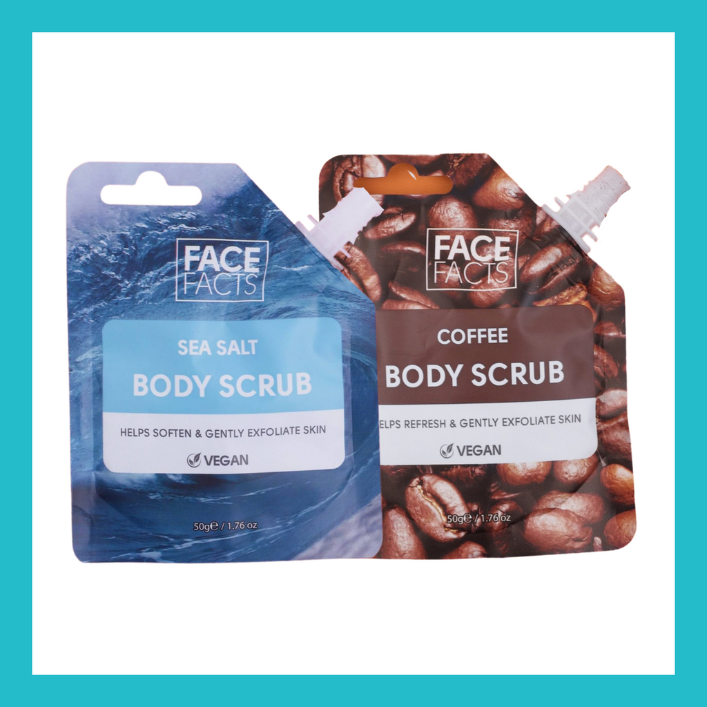 Face Facts Body Scrub Twin Pack | Equinox Outlet
