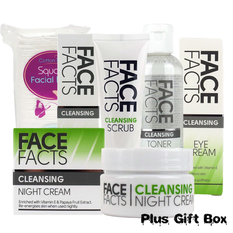 Face Facts Cleansing Box | Equinox Outlet
