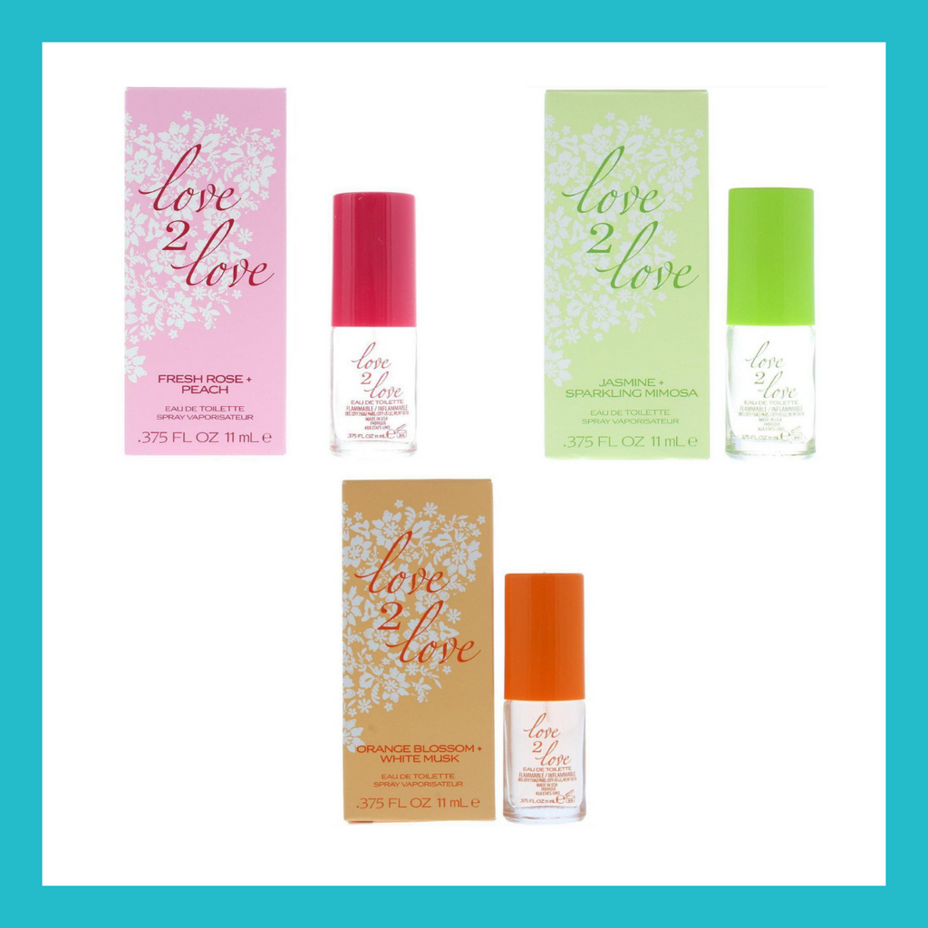 Love2Love Fragrance Mini's Gift Set | Equinox Outlet