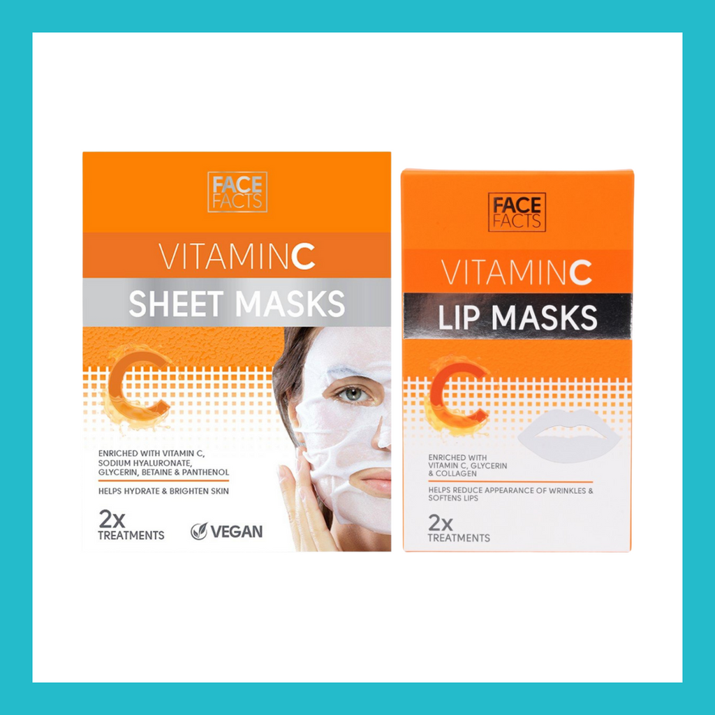 Face Facts Vitamin C Mask Pack-equinoxoutlet