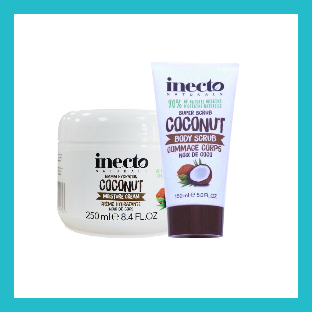Inecto Coconut Body Pack | Equinox Outlet