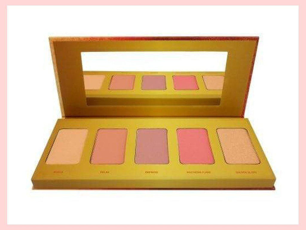 W7 Life's A Peach Cheek and Face Palette | Equinox Outlet