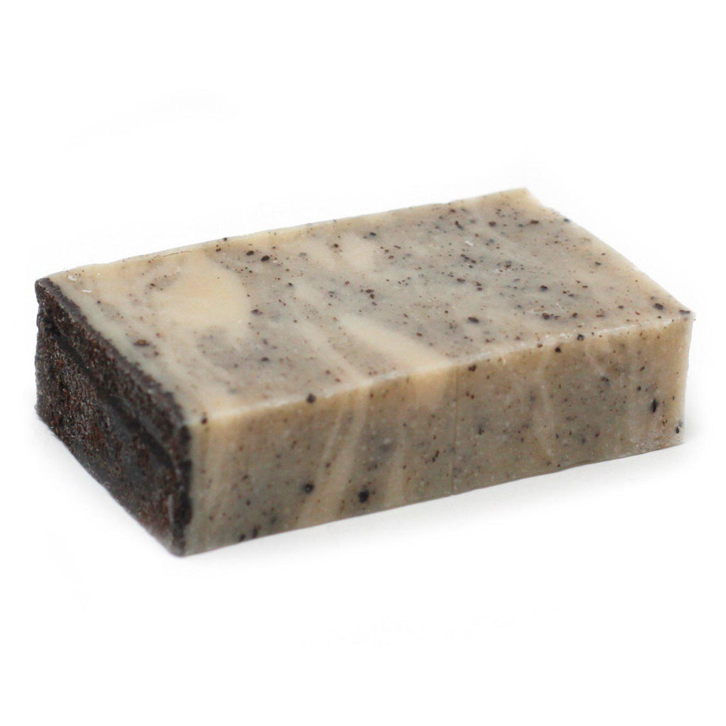 Coconut - Olive Oil Soap - SLICE approx 100g-equinoxoutlet